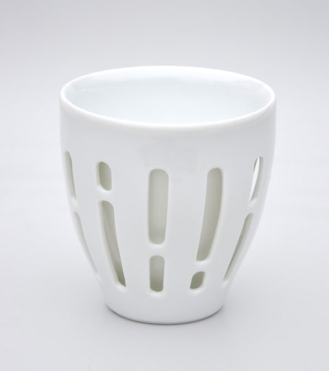 Mug Double Paroi Ajouré