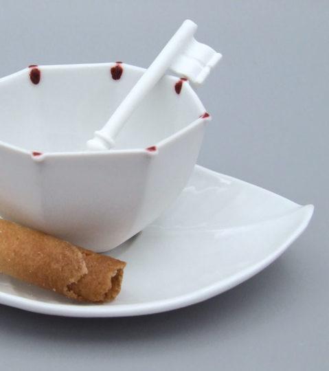 Tasse à Café Parapluie