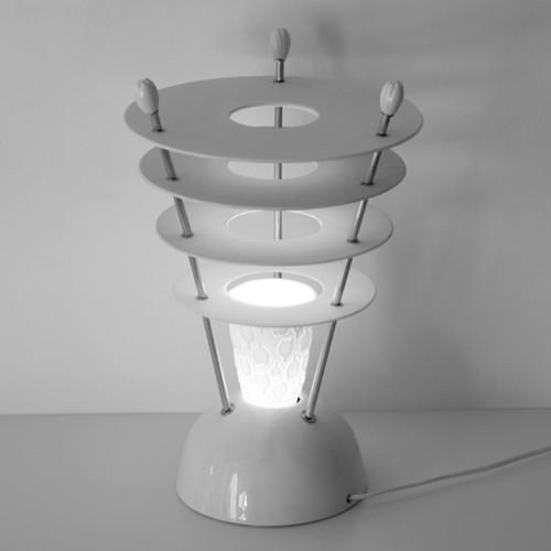 © Christian COUTY – Lampe Luminophore