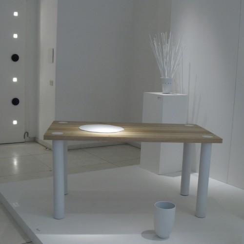 Table Bois Sacré Catherine Hervé
