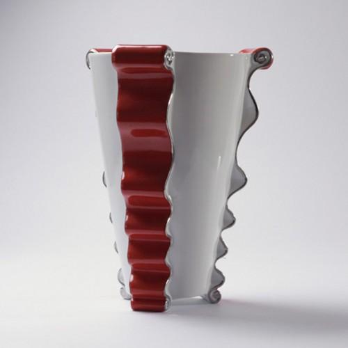 Vase En Porcelaine De Limoges ROMA