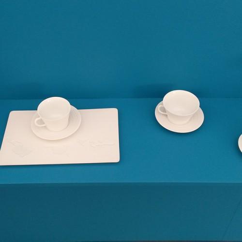 CUP OF DATAZ Design : Ludovic Mallégol Prototypes : Nadège Mouyssinat