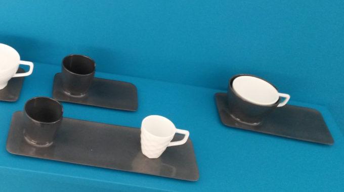 Lauréat Du Concours Porcelain Coffee Cup Bryan GIQUEAUX, « Matriochkas »
