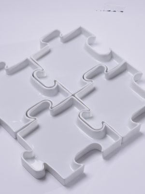 Puzzle Porcelaine de Limoges