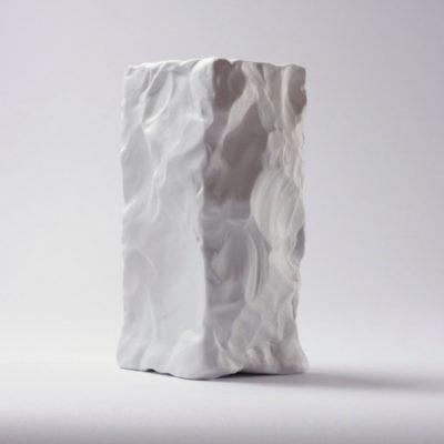 Vase en porcelaine de Limoges CÉSAR
