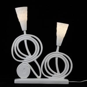 Lampe LUMINOFLOWER