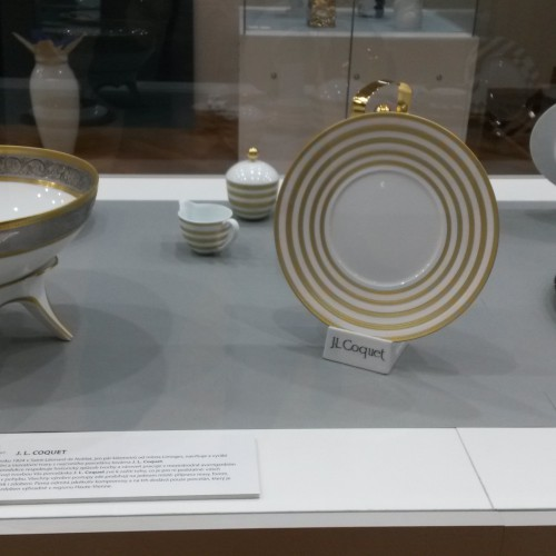 Manufature JL Coquet – Porcelaine De Limoges