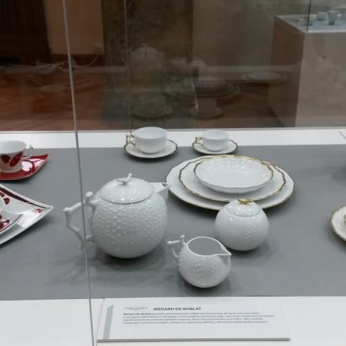 Manufature Médard De Noblat - Porcelaine De Limoges