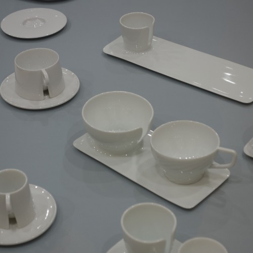 Projet Porcelain Coffee Cup