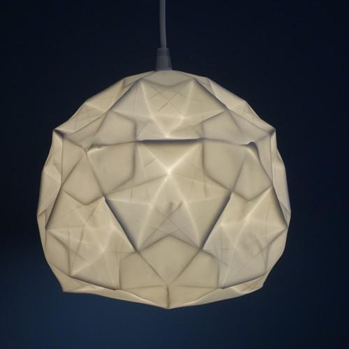 Grand Luminaire Origami
