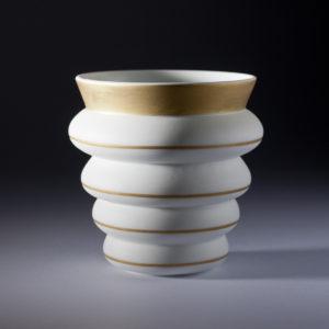 Gobelet, création de Catherine Hervé, photo. Matthieu Bussereau