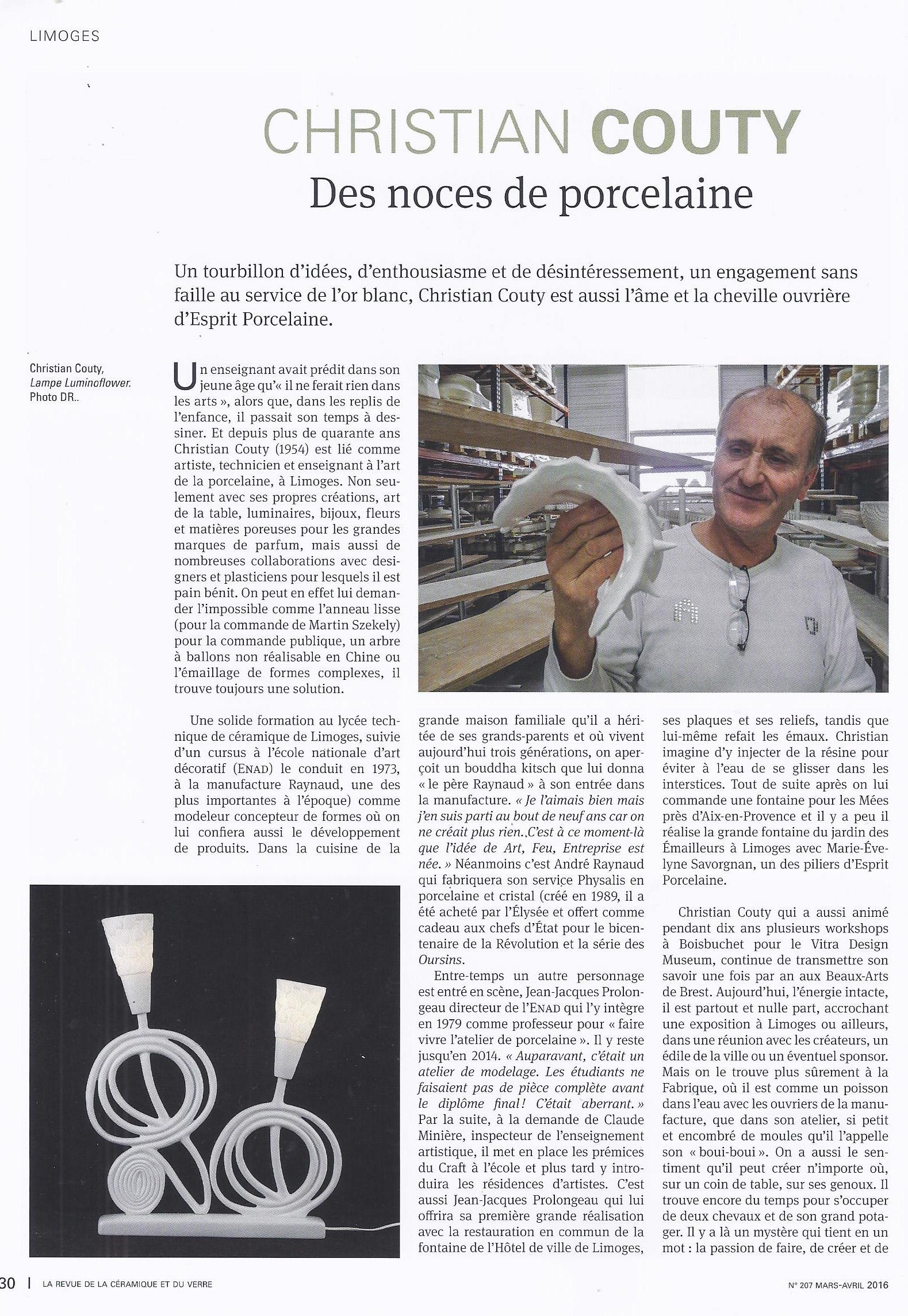 Revue De La Céramique Et Du Verre 2 6