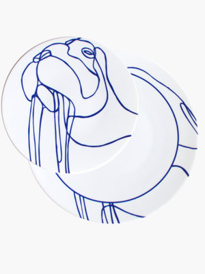 Artic Beasts, Antoine TESQUIER TEDESCHI membre d'Esprit Porcelaine