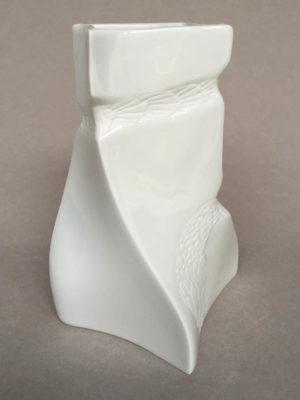 Vase vrille Laurence Lavollée