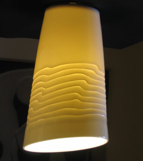 Lampe Dune (suspension)