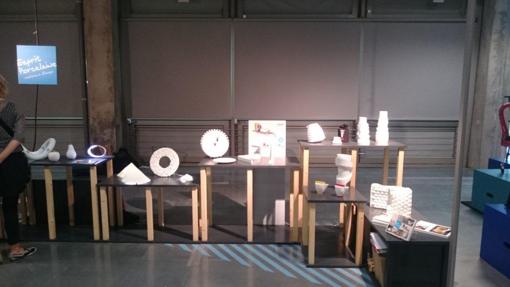 esprit porcelaine cr ateurs limoges porcelaine de limoges paris design week 2016 esprit. Black Bedroom Furniture Sets. Home Design Ideas