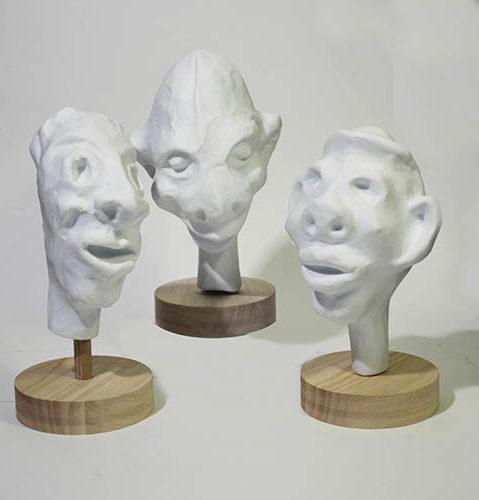 Masques Haïtiens