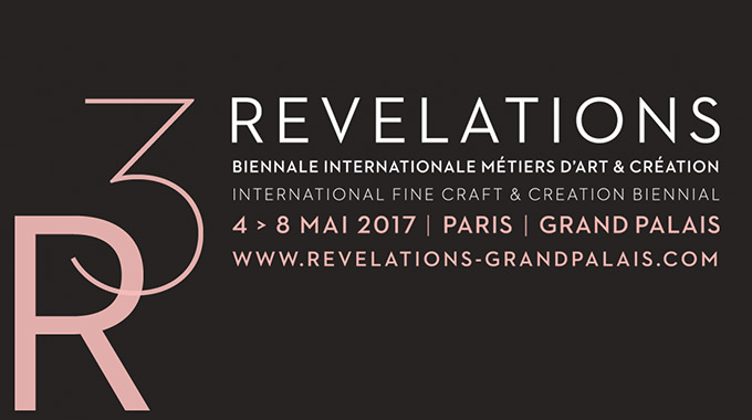 Salon Révélations 2017 Au Grand Palais à Paris
