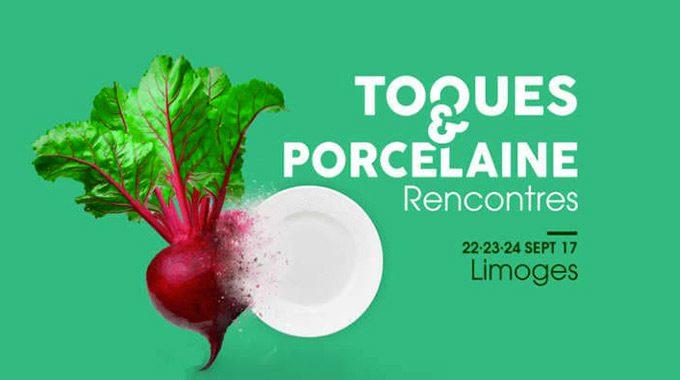 Toques Et Porcelaine 2017