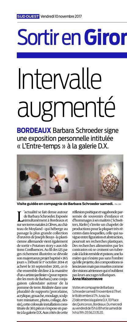 Article Schroeder  SO A Maisonneuve 10112017
