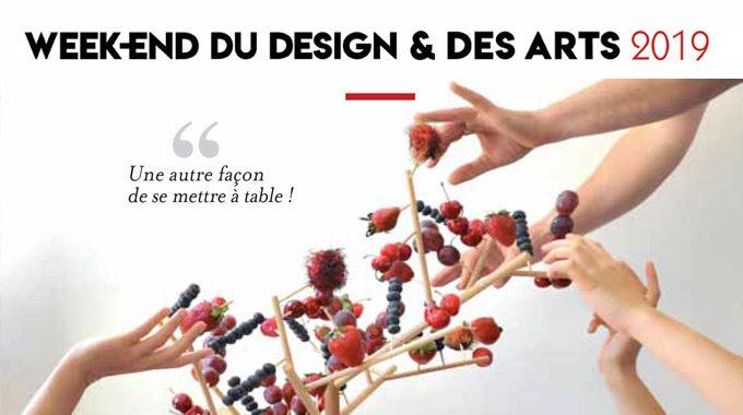 Week End Du Design Et Des Arts 2019 à Juan-les-Pins