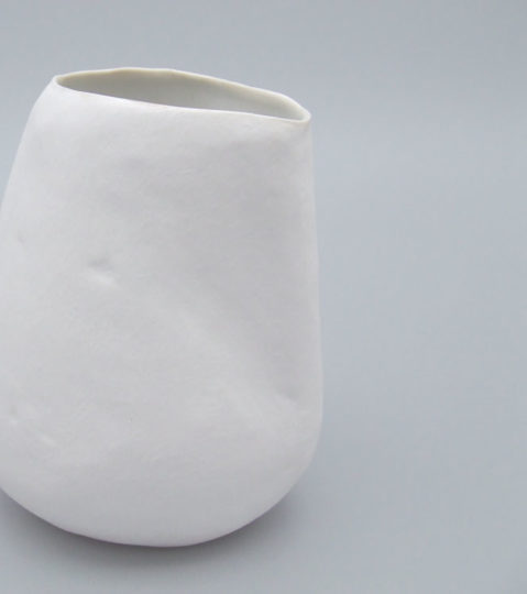Cocoon Milk Pot